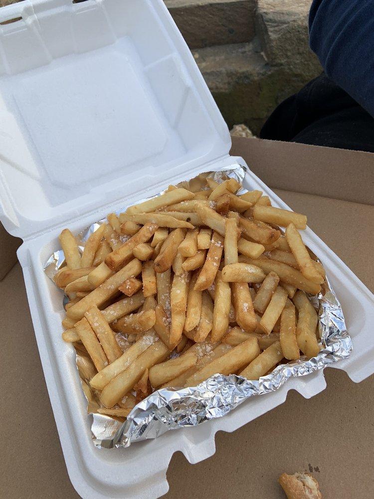 Harvey Cedars Pizza: 7806 Long Beach Blvd, Harvey Cedars, NJ