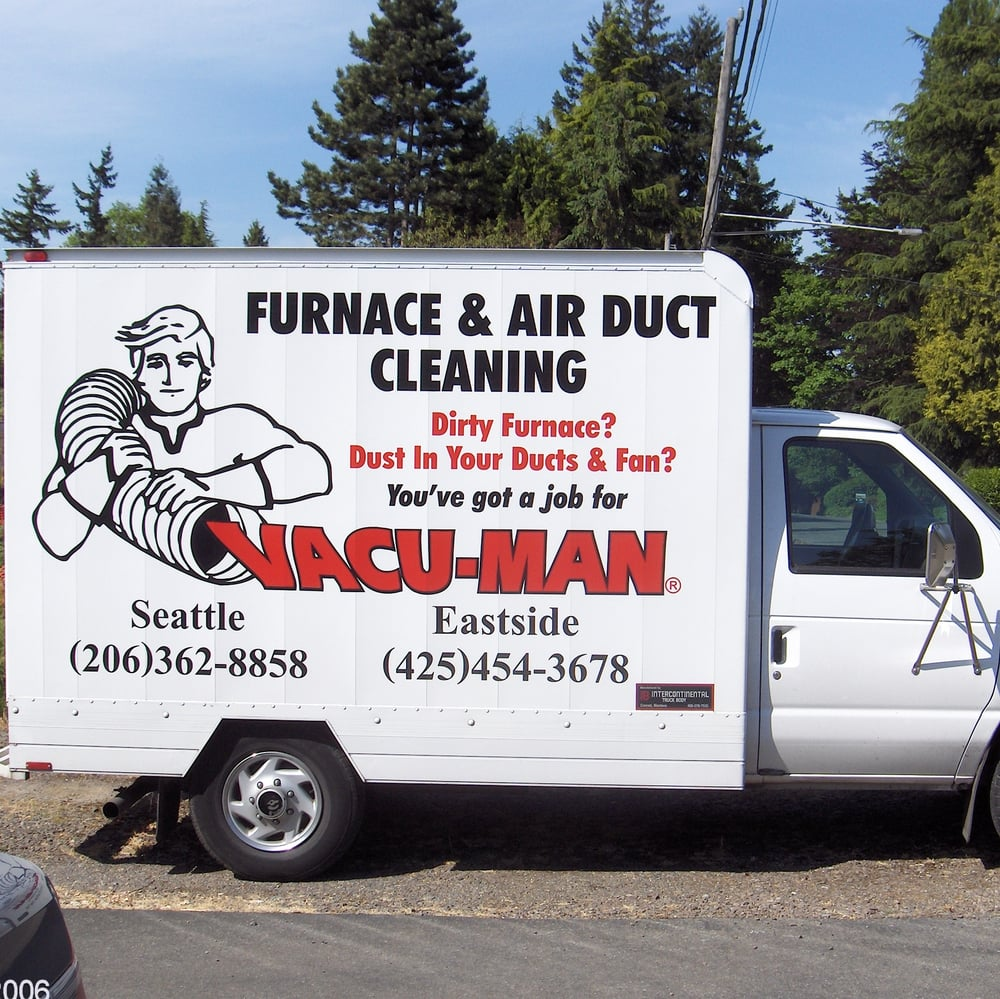 Vacu-Man Furnace & Air Duct Cleaning