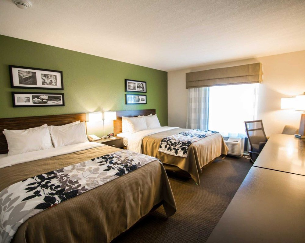 Sleep Inn & Suites & Conference Center: 1931 E Kansas Plaza, Garden City, KS
