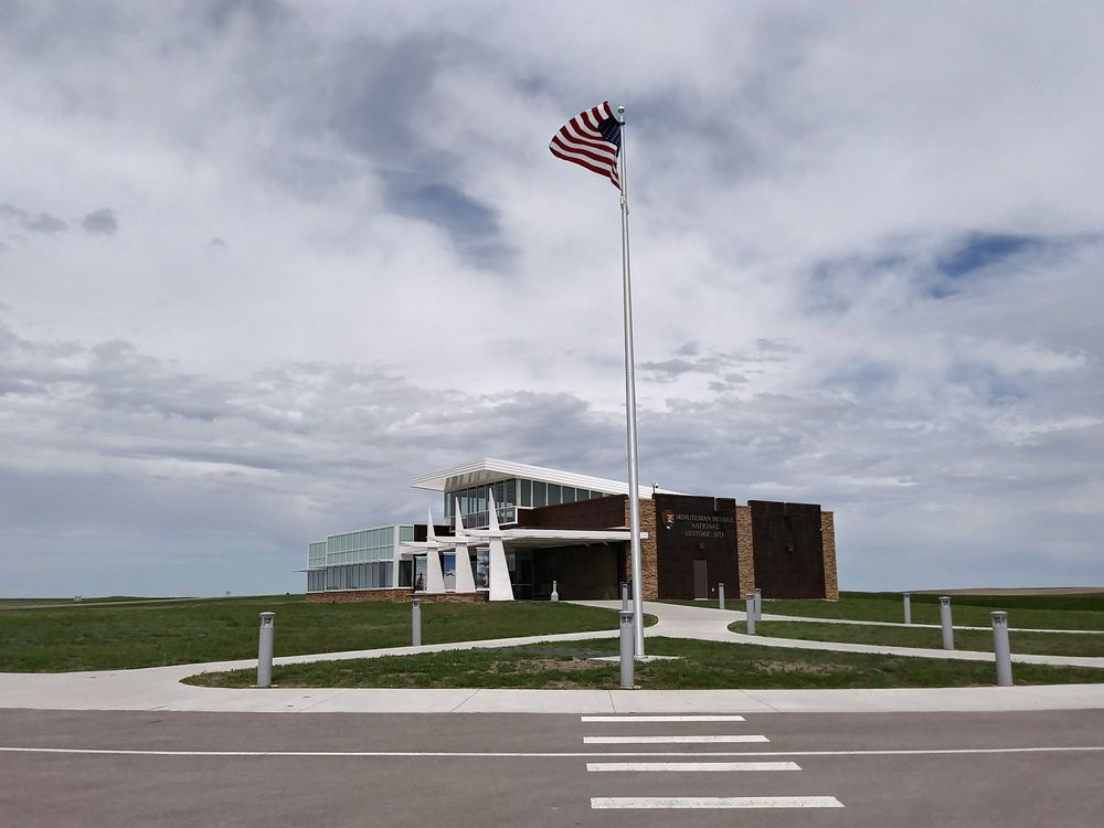 Minuteman Missile: 21280 Sd Hwy 240, Philip, SD
