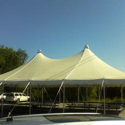 Photo of Tent Man - Norfolk MA United States. 30u0027x45u0027 & Tent Man - Get Quote - 20 Photos - Party Supplies - 82 Boardman St ...