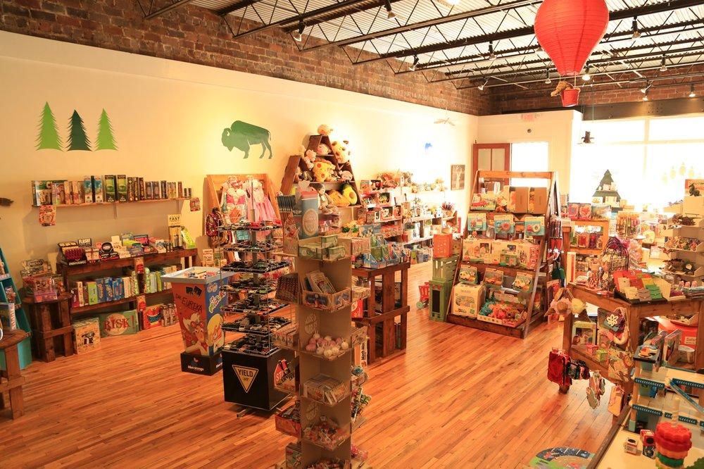 Blue Ridge Toys: 45 North Main St, Clayton, GA