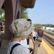 Metra Metropolitan Rail Roe Station