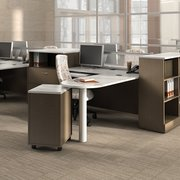 Office Cubicles Photo Of Boca Furniture
