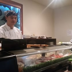 Photo Of Ichiban Hibachi Steakhouse Pittsburgh Pa United States Sushi Chef And
