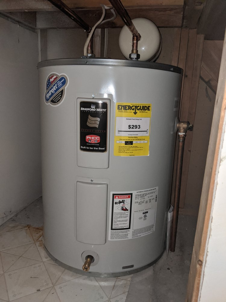 RG White HVAC & Plumbing: 2765 N Old Bethlehem Pike, Quakertown, PA