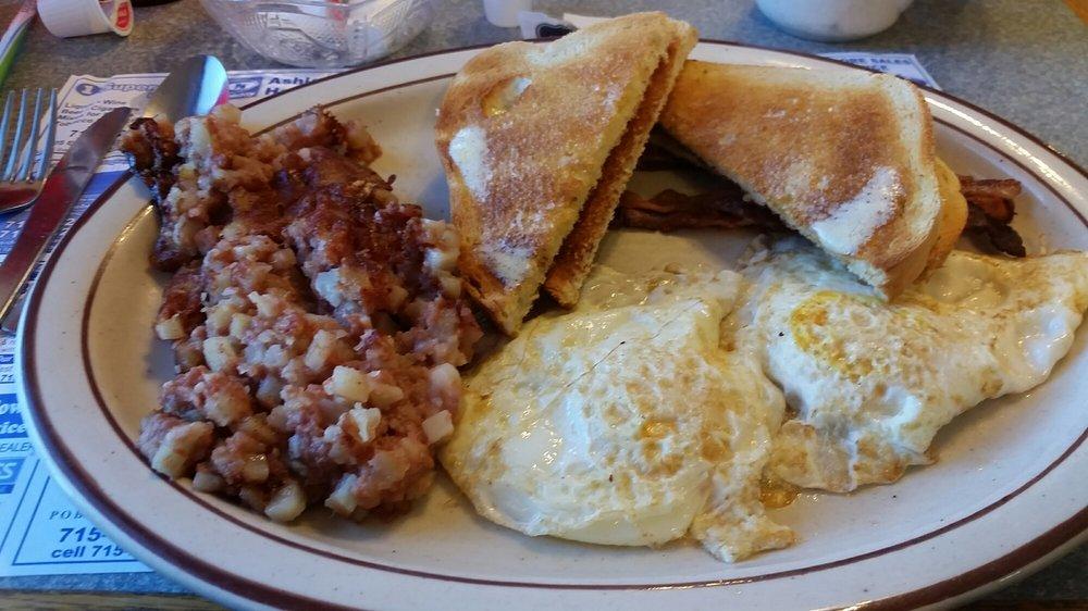 Lakeshore Cafe: 2524 Lake Shore Dr W, Ashland, WI