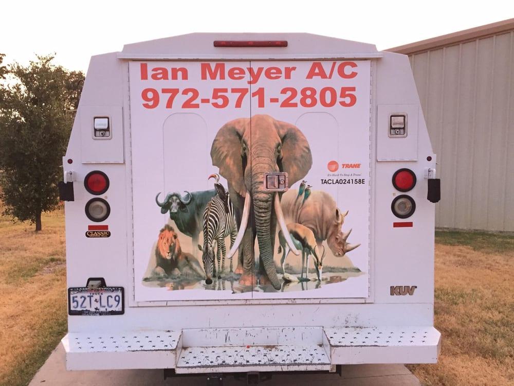 Ian Meyer Heating and Air: Argyle, TX