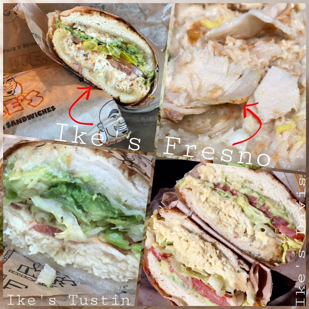 Ike's Love & Sandwiches