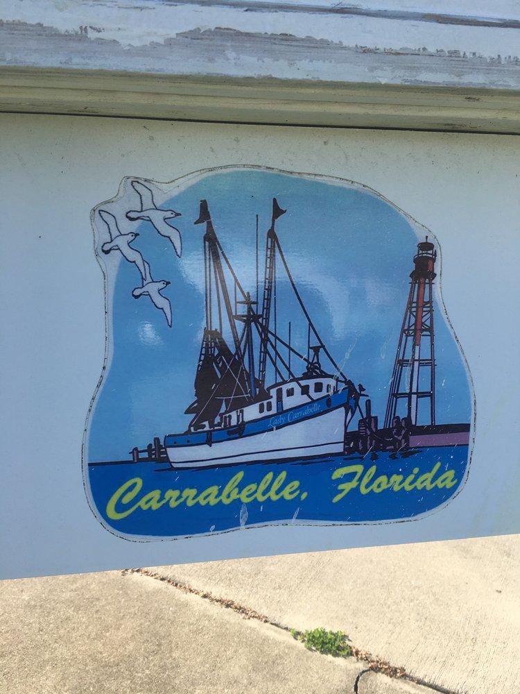 Millender & Son Seafood: 607 SE Ave B, Carrabelle, FL
