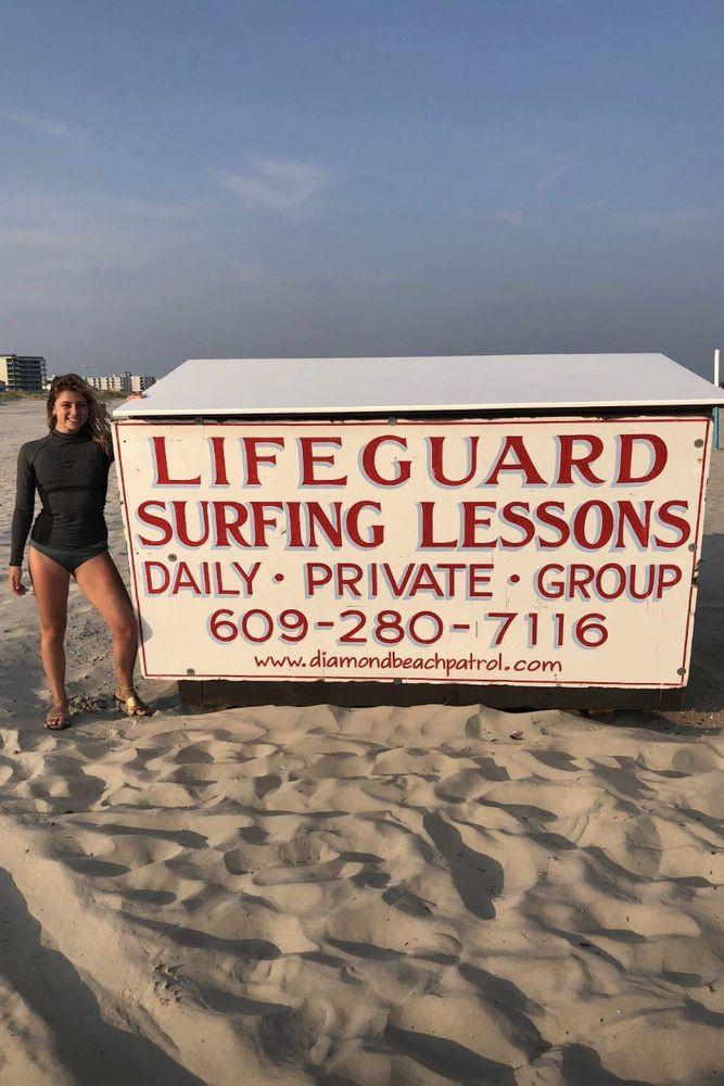 Lifeguard Surf Camp: Wildwood Crest, NJ