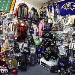 pretty nice fa3f9 950ef Coach Tony's NFL Store - CLOSED - Sports Wear - 100 Somerset ...