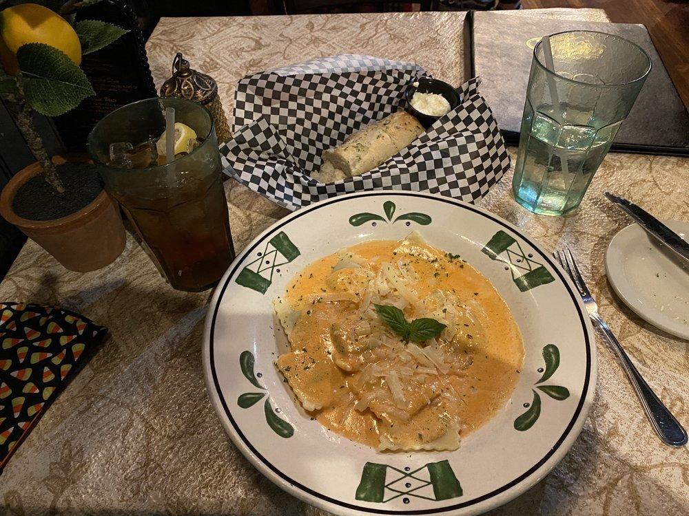 Food from Papa's Italian Restaurant