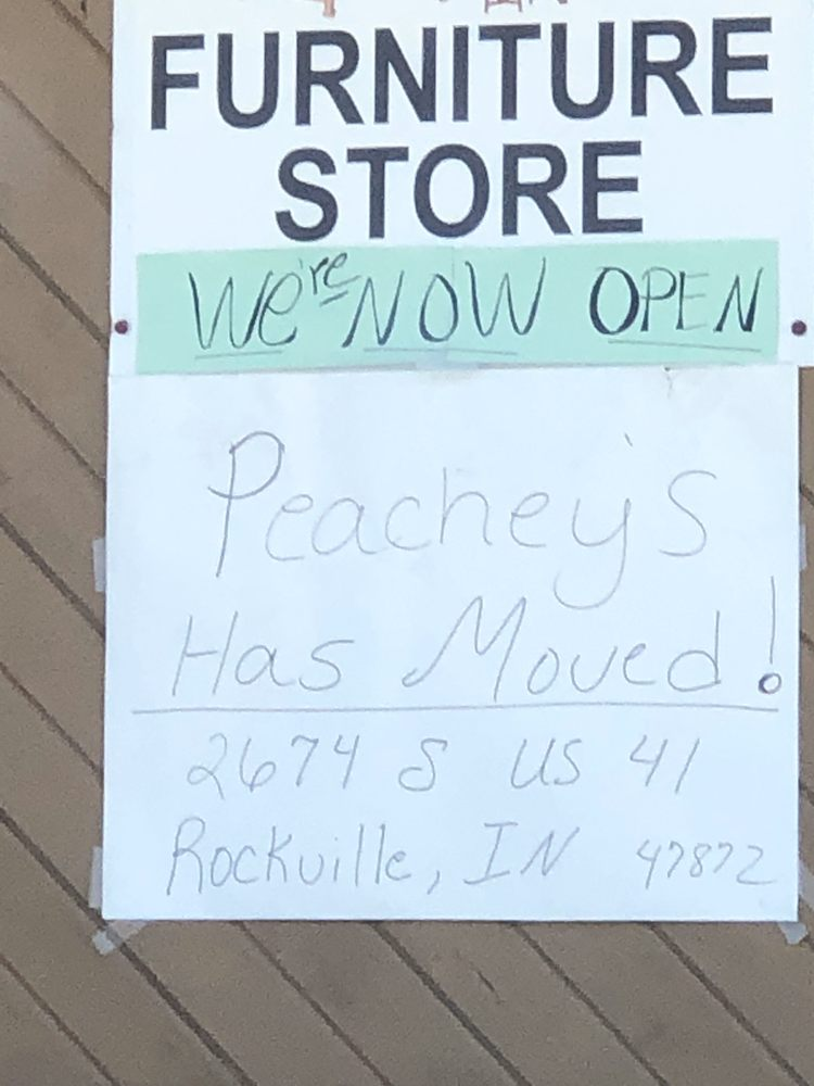 Peachey's Amish Store: 1631 N Mull Rd, Rockville, IN