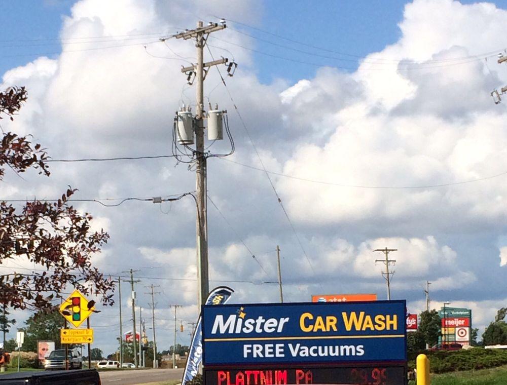 Mister Car Wash Grand Rapids