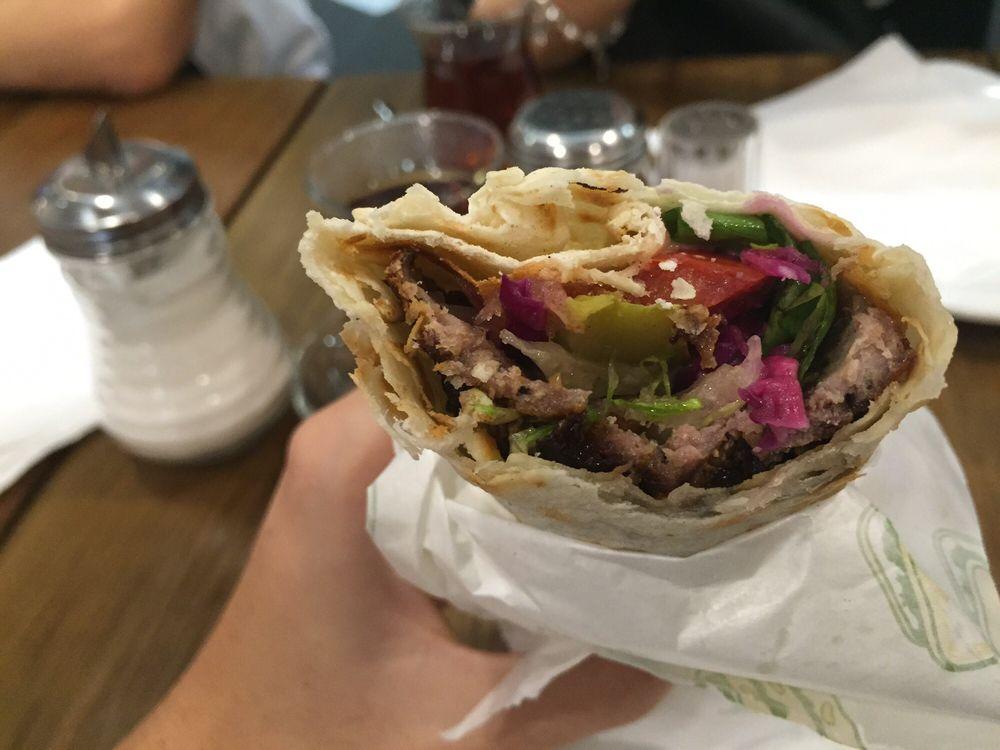 Donergy 'Turkish Kebab' Singapore