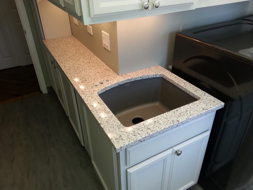 Colorquartz Oyster Shell By Art Granite Countertops Inc