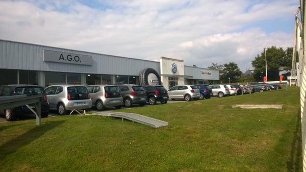 Concession volkswagen auto garage de l ouest for Garage ouvert aujourd hui