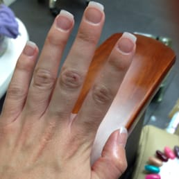 Acrylics by amy yelp for 5280 best nail salon