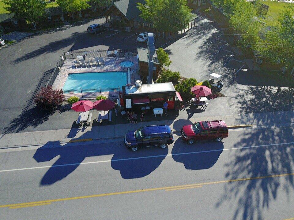 Wild Bill's Burger Truck: 211 S Main St, Thayne, WY