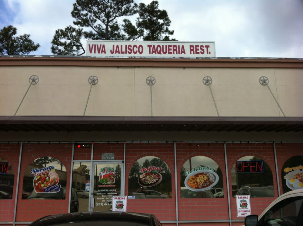 Mexican Restaurant Jones Rd Houston Tx