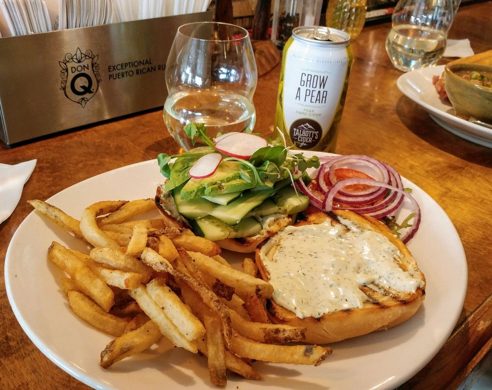 The Palisade Café & Wine Bar: 113 W 3rd St, Palisade, CO