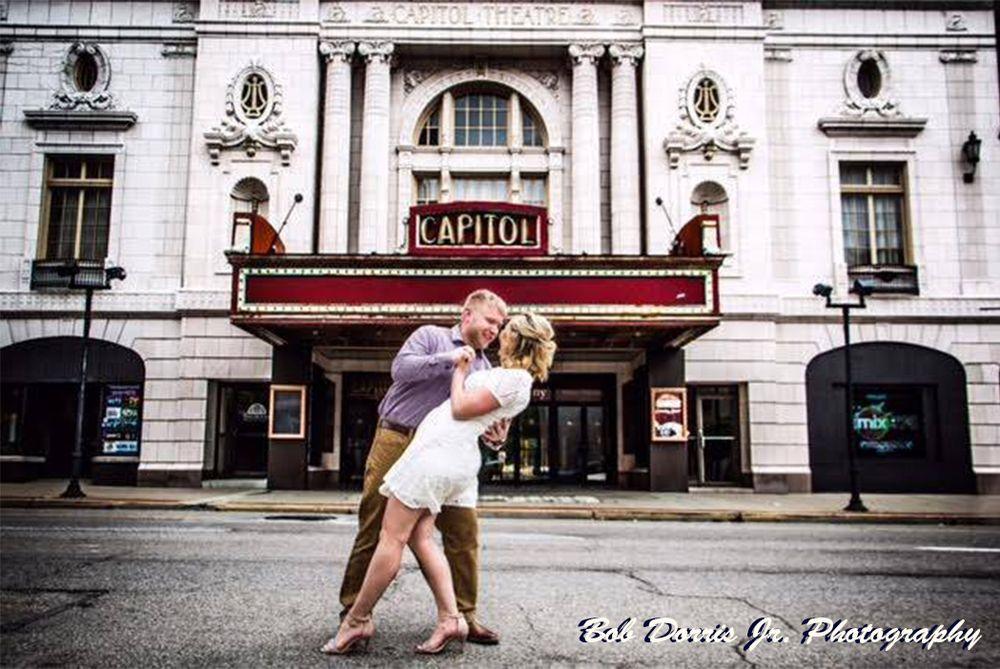 Capitol Theatre: 1015 Main St, Wheeling, WV