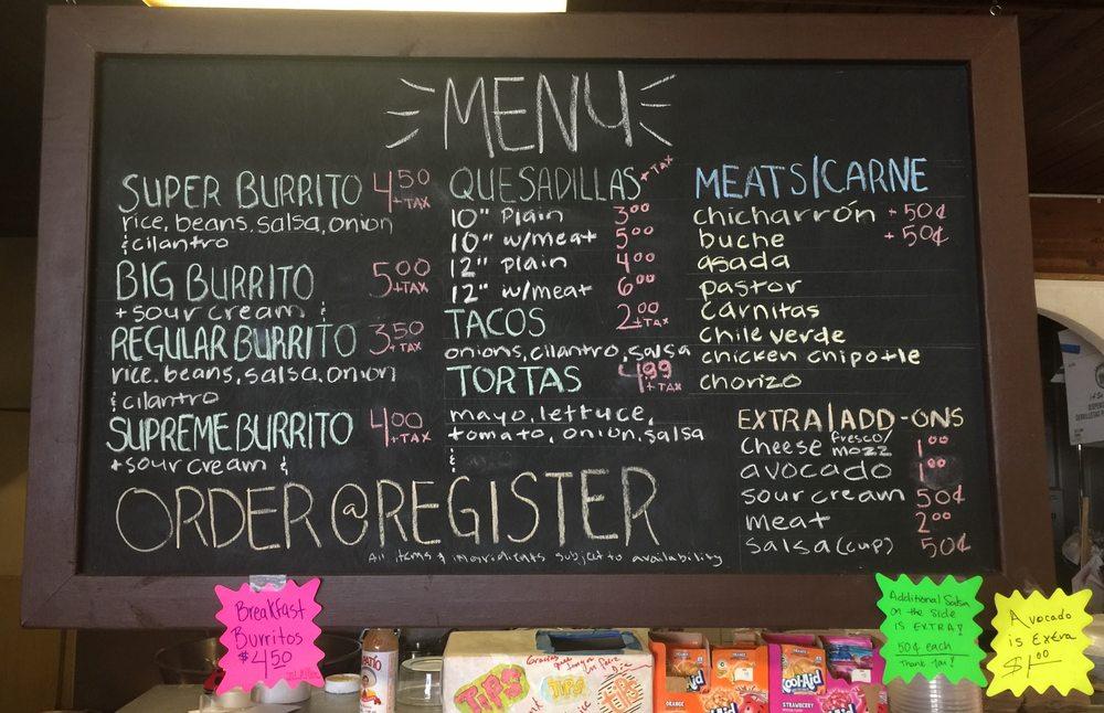 Santa Rosa Market: 436 E Lake Ave, Watsonville, CA
