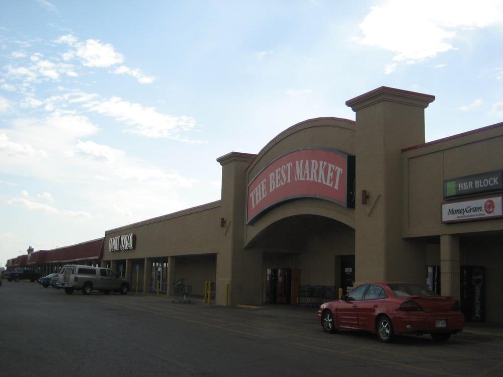 The Best Market: 910 S Kansas Ave, Liberal, KS