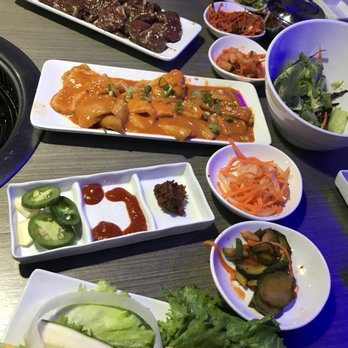 Photo Of Gin Korean Bbq Metairie La United States