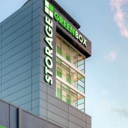 Photo Of Greenbox Self Storage Denver Co United States