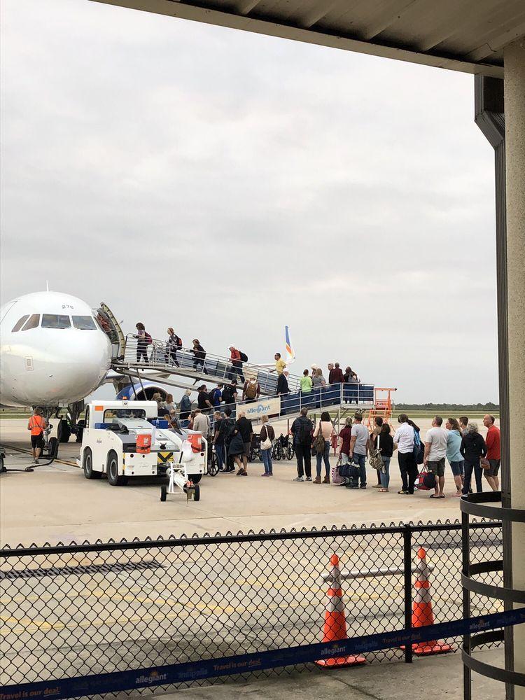Punta Gorda Airport - PGD: 28000 A-1Airport Rd, Punta Gorda, FL