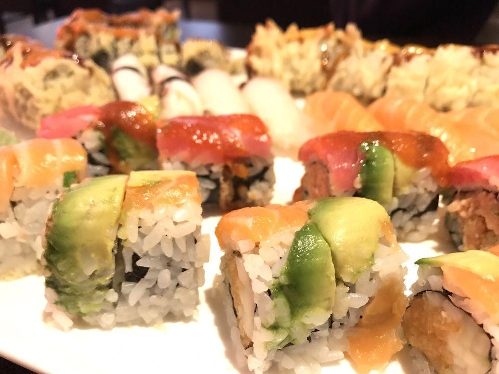 Izumi Sushi & Hibachi: 5675 26th Ave S, Fargo, ND