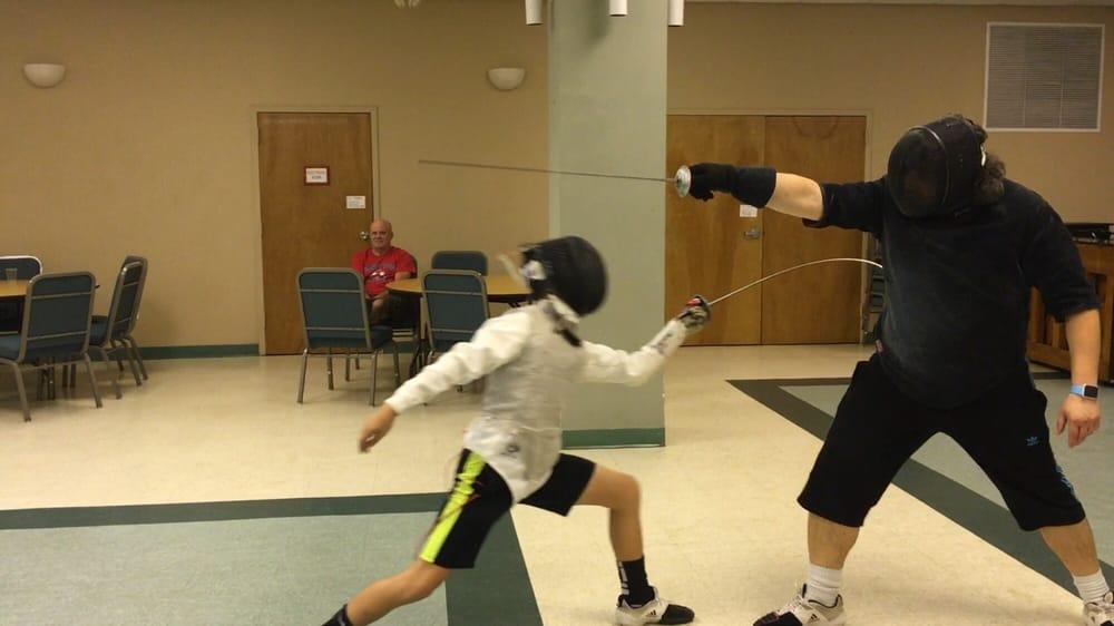 Zeljkovic Fencing Academy: 401 N Kings Hwy, Cherry Hill, NJ