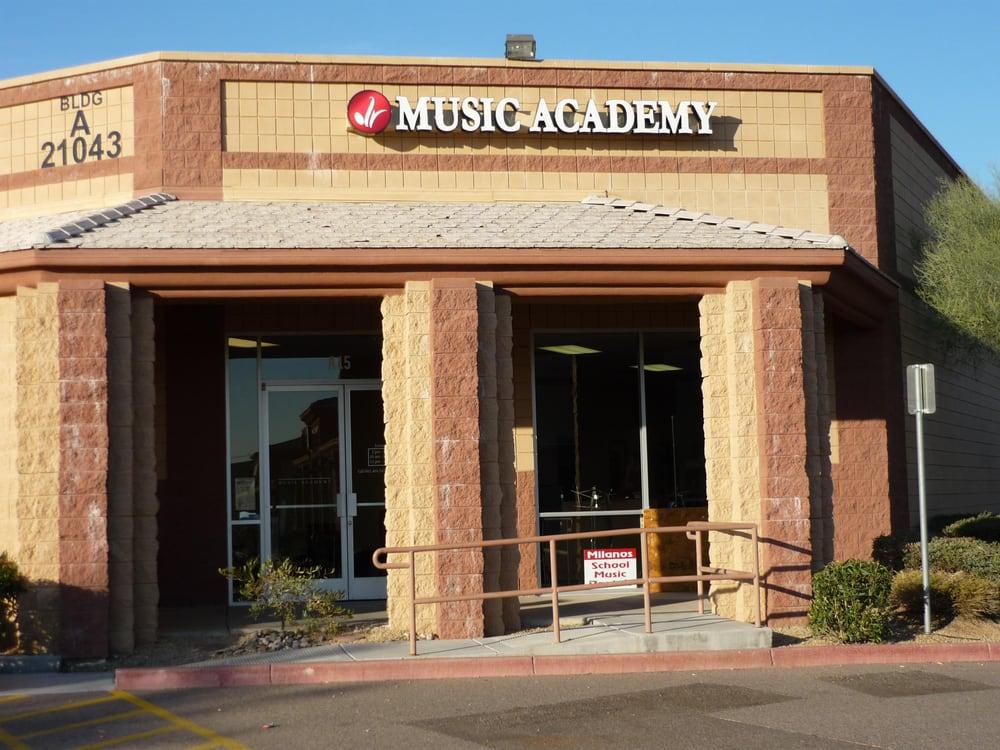 Desert Ridge Music Academy