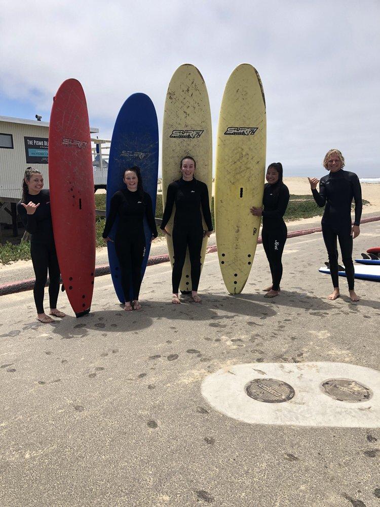 Avila Beach Surf School: 101 1st St, Avila Beach, CA
