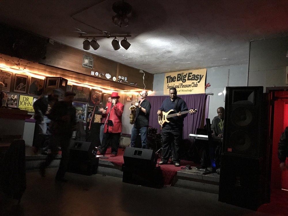 The Big Easy Social and Pleasure Club: 5731 Kirby Dr, Houston, TX
