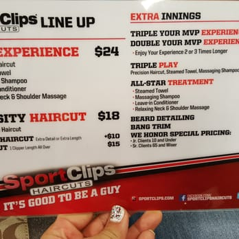 Sport Clips Haircuts Of Coral Springs 10 Photos Men S Hair