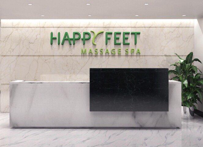 Happy Feet Massage Spa