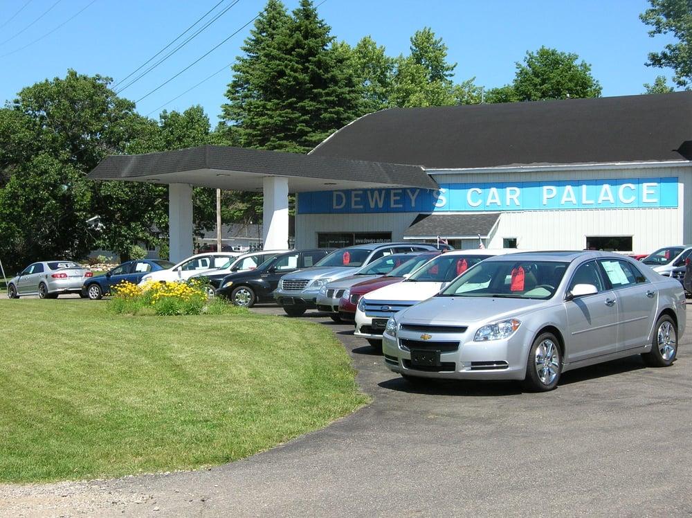 Dewey's Car Palace Inc: 11301 S M-43 Hwy, Delton, MI