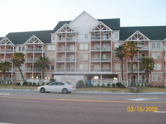 Hotels Near  E Beach Blvd Gulf Shores Al