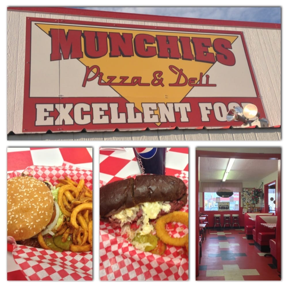 Munchies Pizza & Deli: 319 W Aspen Ave, Fruita, CO