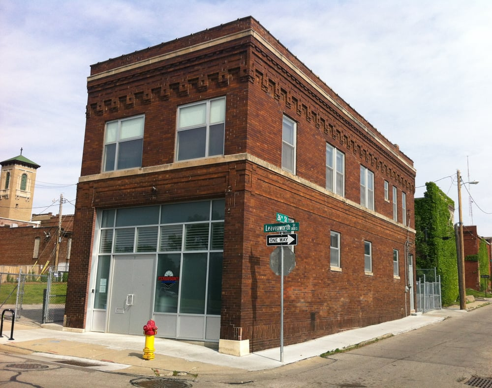 Ferguson\'s Bike Shop is located in this newly renovated beautifully ...