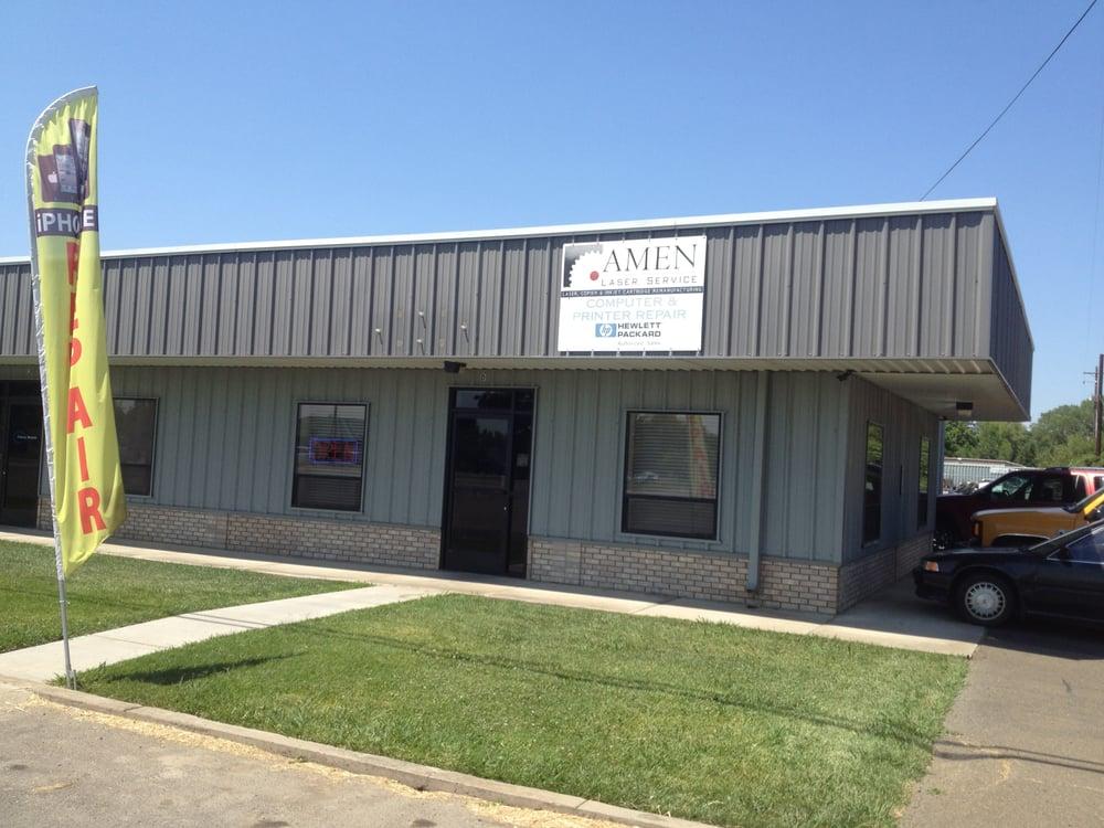 Amen Laser Service: 3660 Main St, Cottonwood, CA