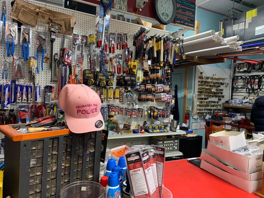 Kraut Benson Hardware: 401 Broad Ave, Palisades Park, NJ