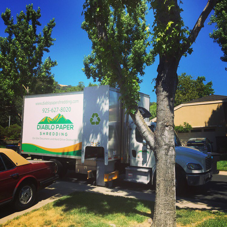 Diablo Paper Shredding: 2950 Buskirk Ave, Walnut Creek, CA