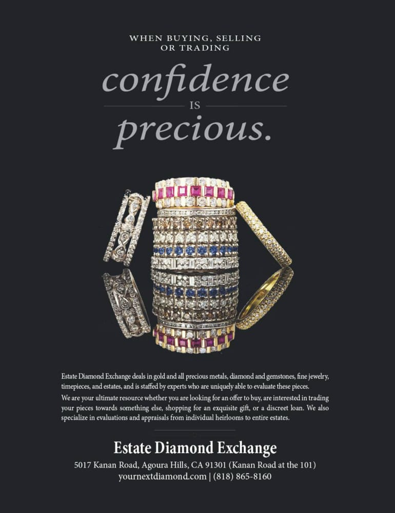 Estate Diamond Exchange: 5017 Kanan Rd, Agoura Hills, CA