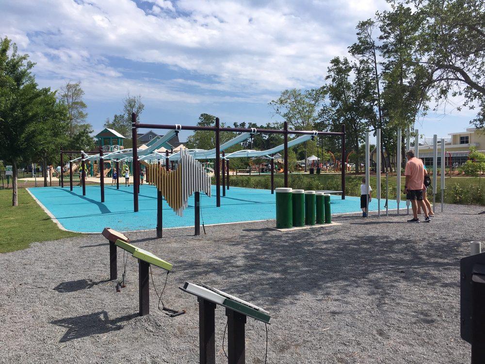 Grand Park Recreational Center