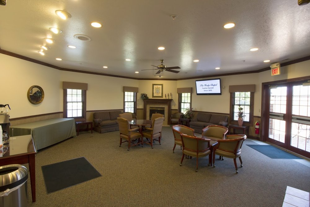 The Healy Chapel - Sugar Grove: 370 Division Dr, Sugar Grove, IL