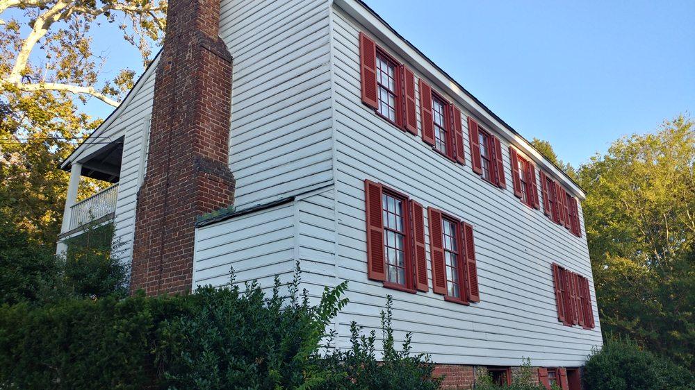 Halfway House Historical Marker: 10301 Jefferson Davis Hwy, Richmond, VA